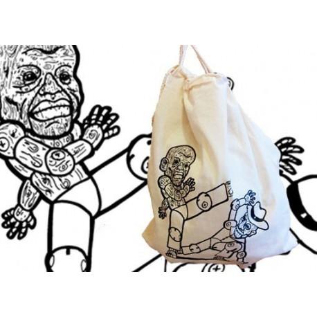 Sac coton - bimba-Pastinha
