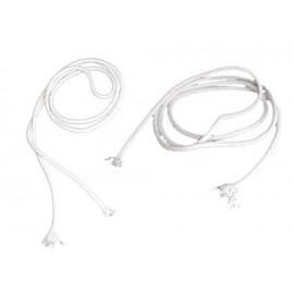 Corde de capoeira pour pantalon en coton 14mm
