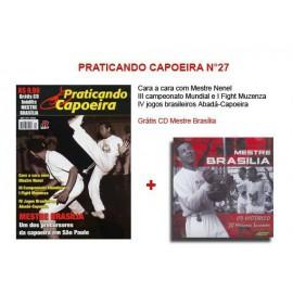 Revue Praticando Capoeira N°27 + CD