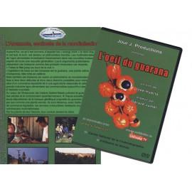 DVD l'oeil du guarana film de José Huerta