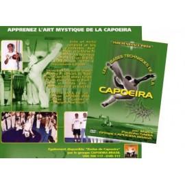 """DVD """"Les bases techniques de la capoeira"""" (capoeira brasil)"""