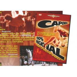 Capoeira 100% regional, édition DVD