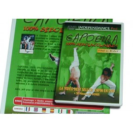 Capoeira 100% Spectaculaire, édition DVD
