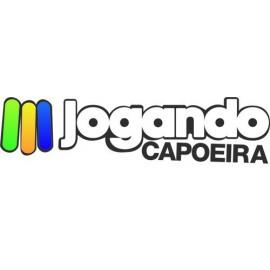 Pantalon de Capoeira noir et jaune pour enfants Duas Linhas