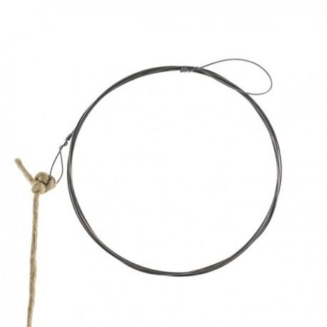 Arame pour berimbau – corde en fil d'acier avec sa cordelette