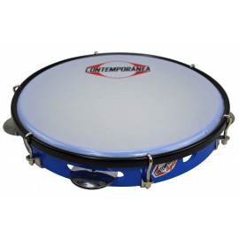 "Pandeiro Contemporanea 10"" with synthetic skin"