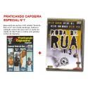 Revue Praticando Capoeira Especial N°7 + DVD