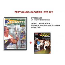 Revue Praticando Capoeira DVD N°2