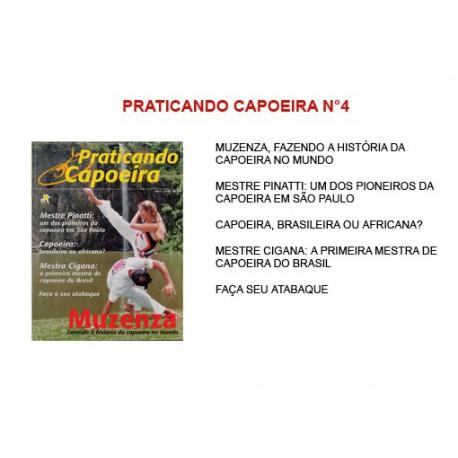 Revue Praticando Capoeira N°4