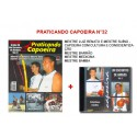Revue Praticando Capoeira N°32 + CD