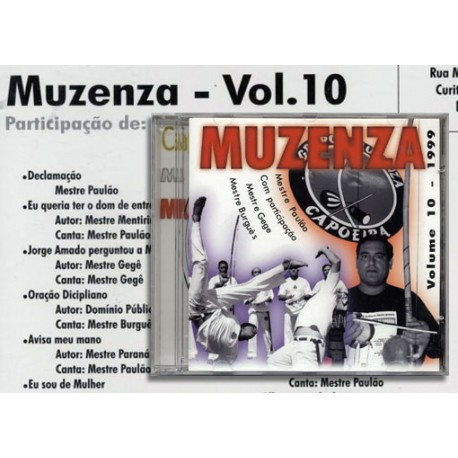 CD Muzenza Vol.10