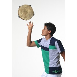 Tee-shirt capoeira Xadrez for men - Mestres Brasil