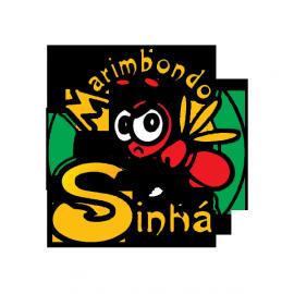 Pantalon de capoeira blanc social Afro pour homme - Marimbondo Sinha