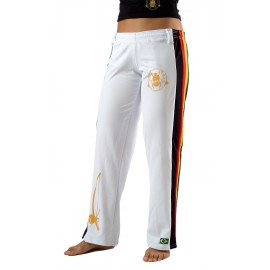 Black capoeira pants Besouro Manganga
