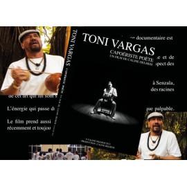 Dvd Toni Vargas, capoériste poète