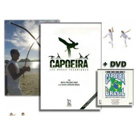Mestre Paulinho Sabia - Les bases techniques de la capoeira + DVD