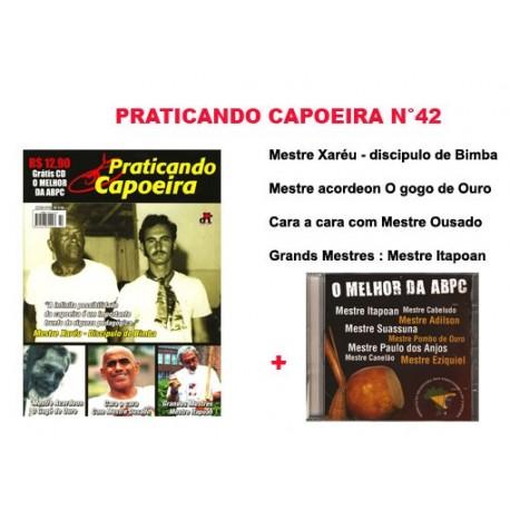Revue Praticando Capoeira n° 42 + CD