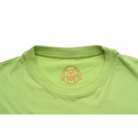 Tee Shirt Bleu de capoeira Besouro Manganga