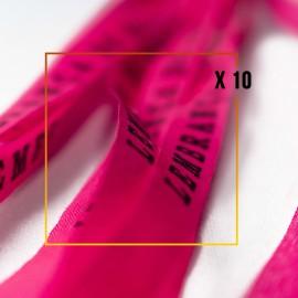 Brazilian wish bracelets - x10