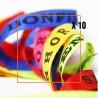 Bracelet Brésilien Fita Senhor do Bonfim - Sachet de 10