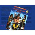 In French - Initiation aux percussions du Brésil VOL2, livre + CD (pandeiro, berimbau, atabaque, reco-reco...)