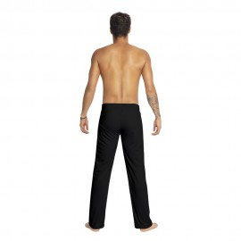 pantaloni di capoeira neri Mestres