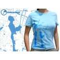 Raiz capoeira tshirt for women