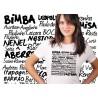 Tshirt capoeira femme Bimba, Moraes, Camisa, Pastinha... TS11