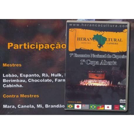 DVD Grupo Herança Cultural - 1eira copa aberta