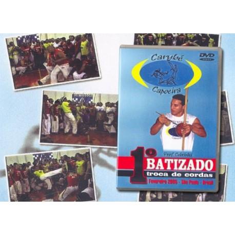 DVD Grupo Carybé - 1eiro Batizado