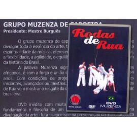 DVD Rodas de rua Muzenza 2006