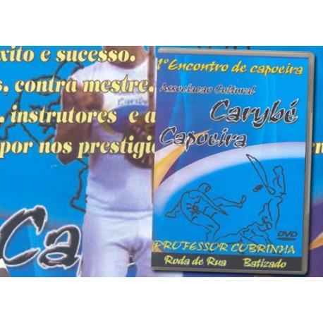 DVD Primeiro encontro Grupo Carybé