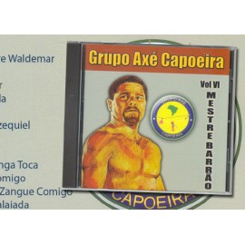 CD Axé Capoeira Vol 6
