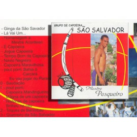 """CD """"Mestre Pesqueiro"""" Vol2"""