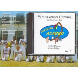 """CD """"Vamos vencer camara"""""""