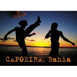 "Livre ""Capoeira, Bahia"""