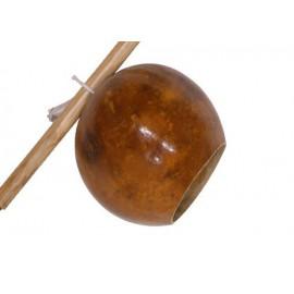 Calebasse viola pour berimbau de capoeira, remplacez votre calebasse cassée