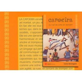 """Livre """"Capoeira ou l'art de lutter en dansant"""""""