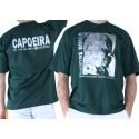 Dark green capoeira tshirt Bimba - Sdobrado