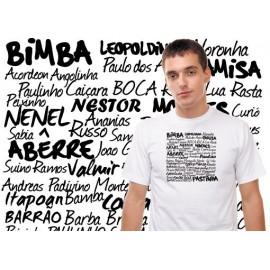 Mestres Capoeira tshirt
