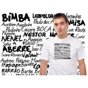 Tshirt capoeira homme Bimba, Camisa, Moraes, Pastinha... TS11