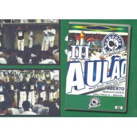 DVD Aulao Aberto - vol3