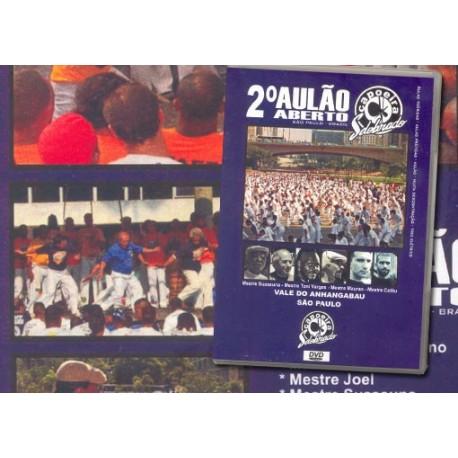 DVD Aulao Aberto - vol2