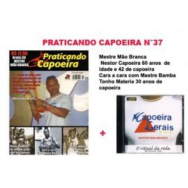 Revue Praticando Capoeira N° 37 + CD