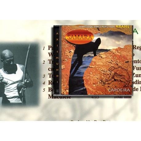 Capoeira - Claudio Samara