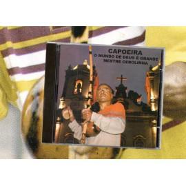 CD Mestre Cebolinha - O mundo de deus é grande