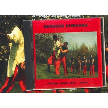 CD Liminha - Geração Africana - vol II-