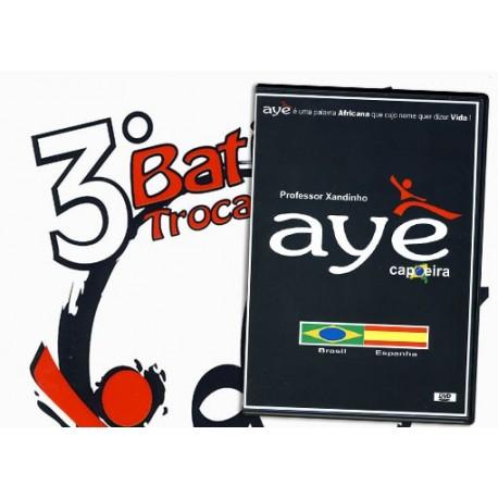 DVD Aye capoeira - Pr Xandinho
