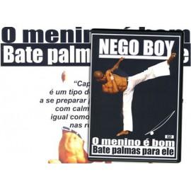 DVD O Menino é Bom - Nego Boy