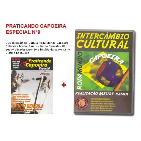 Revue Praticando Capoeira Especial N°9 + DVD